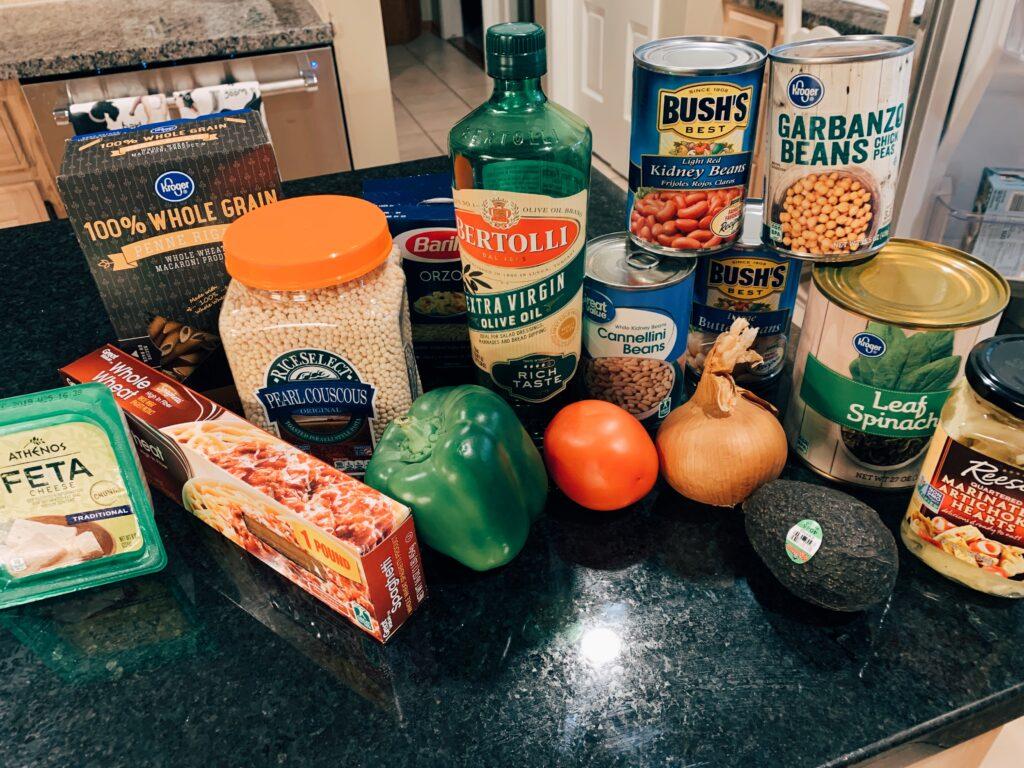 Mediterranean diet for busy moms